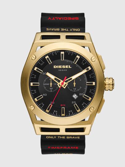 Diesel - DZ4546, Negro/Dorado - Relojes - Image 1