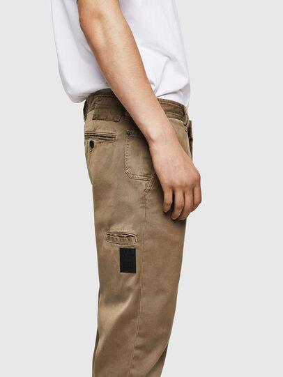 Diesel - P-JARED, Beige - Pantalones - Image 3