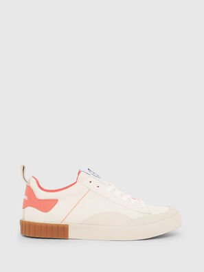 S-BULLY LC W, Blanco/Rosa - Sneakers