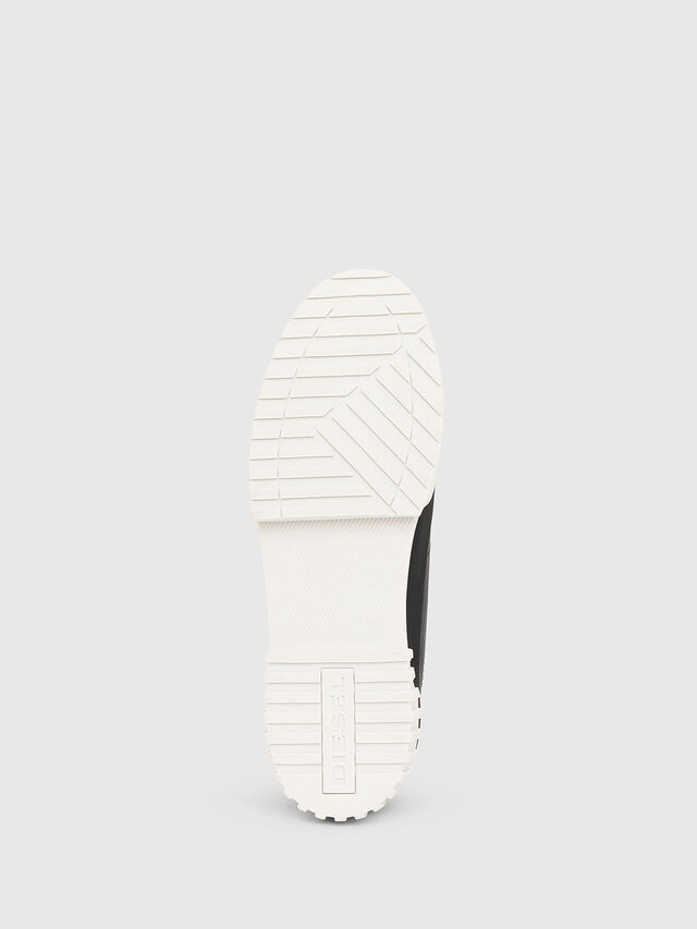 Diesel - S-MERLEY LC, Negro - Sneakers - Image 4