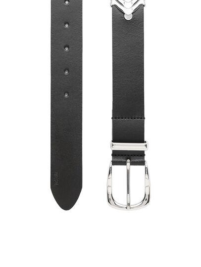 Diesel - B-BURNY, Negro - Cinturones - Image 4
