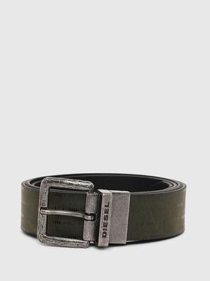B-DOUCKLE, Verde Oscuro - Cinturones
