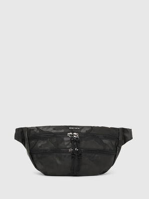 F-URBHANITY BUMBAG, Negro - Bolsas con cinturón
