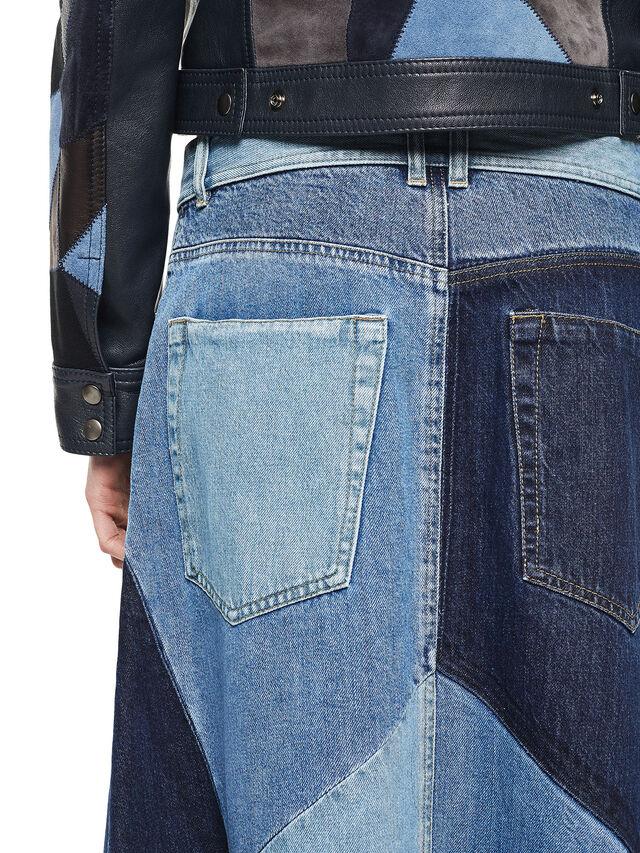 Diesel - ODETTE, Blue Jeans - Faldas - Image 5