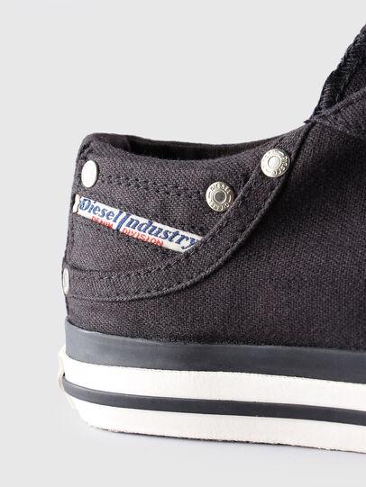 Diesel - EXPOSURE LOW W, Negro - Sneakers - Image 5