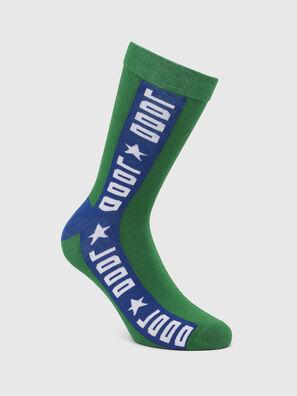 SKM-RAY, Verde - Calcetines