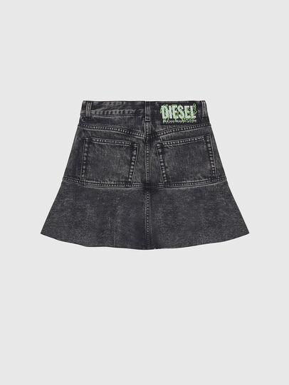 Diesel - DE-BETHY, Negro - Faldas - Image 2