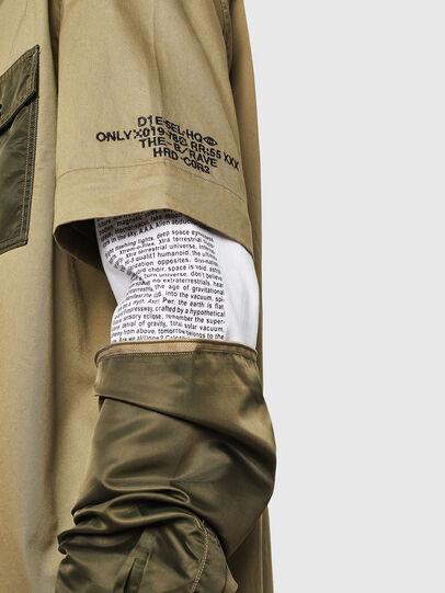 Diesel - S-KOSOV, Verde Militar - Camisas - Image 3