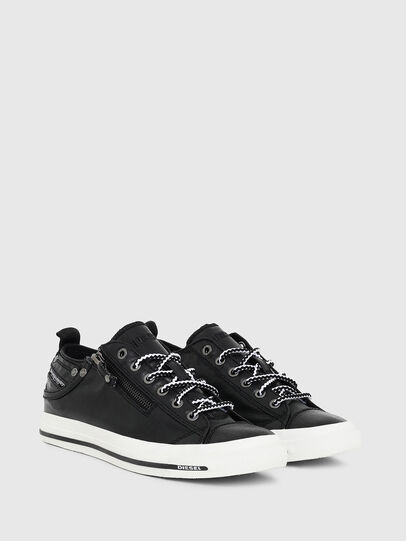 Diesel - EXPO-ZIP LOW W, Negro - Sneakers - Image 2