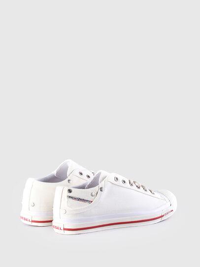 Diesel - EXPOSURE LOW, Blanco Roto - Sneakers - Image 3