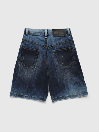 Diesel - PBRON, Azul medio - Shorts - Image 2
