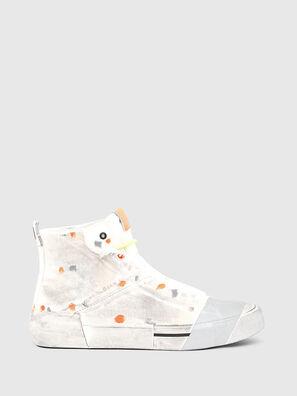 S-DESE SCT, Blanco/Naranja - Sneakers