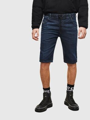 D-KROOSHORT JOGGJEANS, Azul Oscuro - Shorts