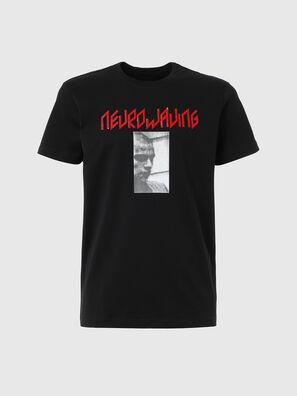 T-IEGO, Negro - Camisetas