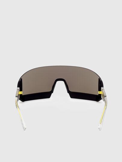 Diesel - DL0336, Blanco - Gafas de sol - Image 4