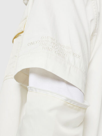 Diesel - S-KOSOV, Blanco - Camisas - Image 5