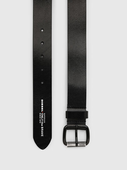 Diesel - B-READY, Negro - Cinturones - Image 3