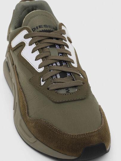 Diesel - S-SERENDIPITY LC, Verde Oliva - Sneakers - Image 5