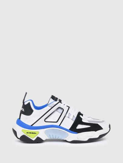 Diesel - S-KIPPER LOW TREK II, Blanco/Negro - Sneakers - Image 1