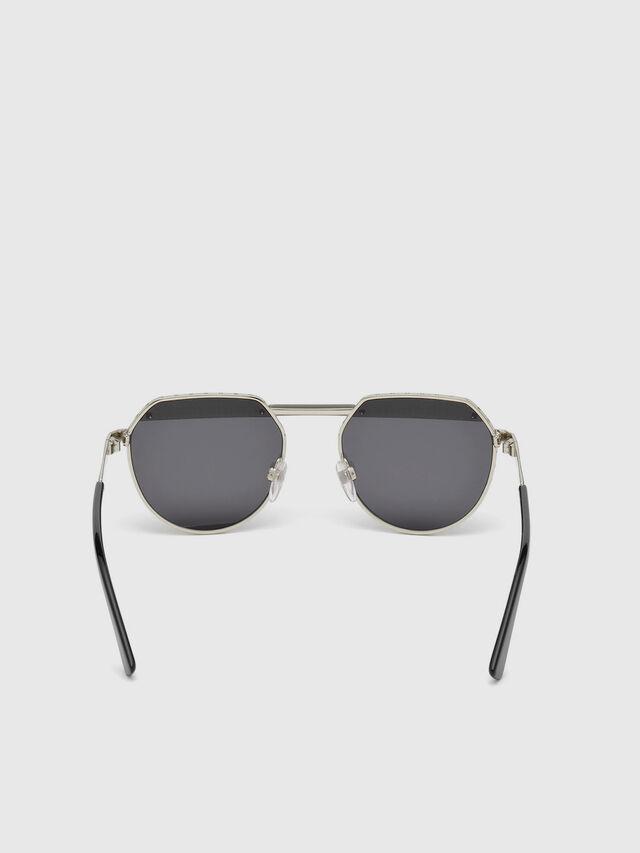 Diesel - DL0260, Negro - Gafas de sol - Image 4