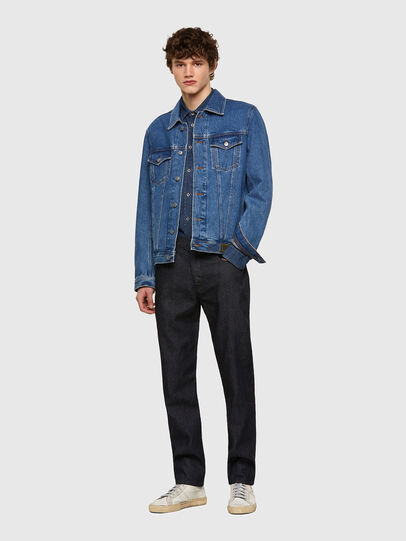 Diesel - D-Fining-Chino 009HF, Azul Oscuro - Vaqueros - Image 5