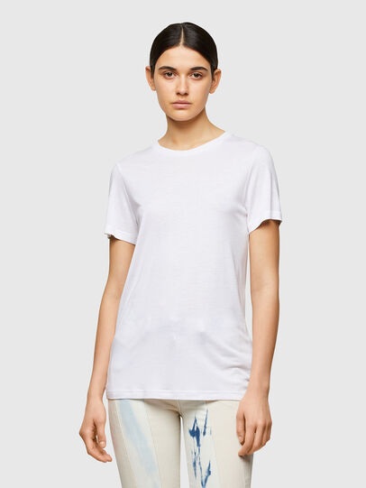 Diesel - T-SILY-A8, Blanco - Camisetas - Image 1