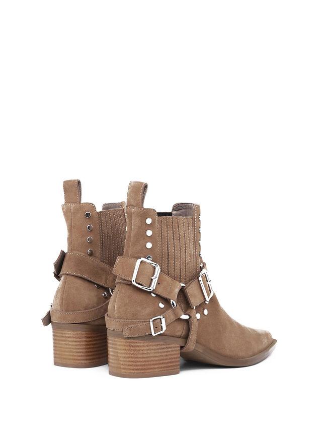 Diesel - DEIMOS, Beige - Zapatos de vestir - Image 3