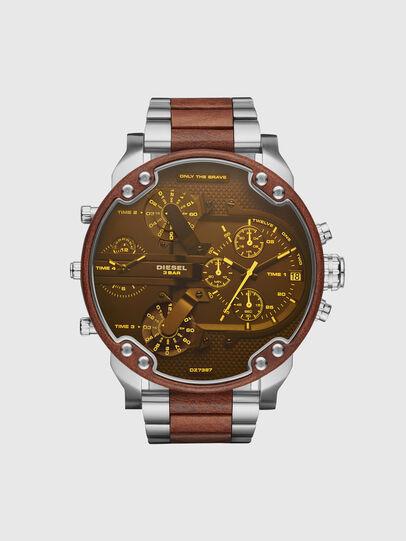 Diesel - DZ7397, Marrón - Relojes - Image 1