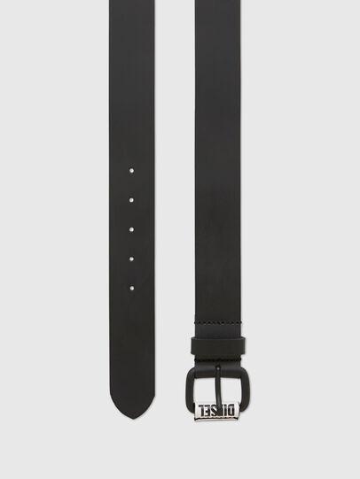 Diesel - B-PEIPER, Negro - Cinturones - Image 3
