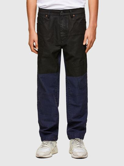 Diesel - D-Azerr JoggJeans® 0DDAY, Azul Oscuro - Vaqueros - Image 1