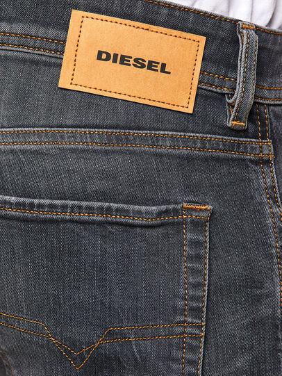 Diesel - Sleenker 009DJ, Negro/Gris oscuro - Vaqueros - Image 4
