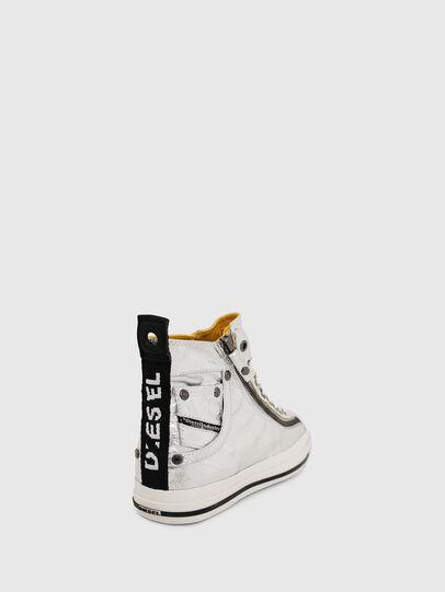 Diesel - EXPO-ZIP W, Plata - Sneakers - Image 4