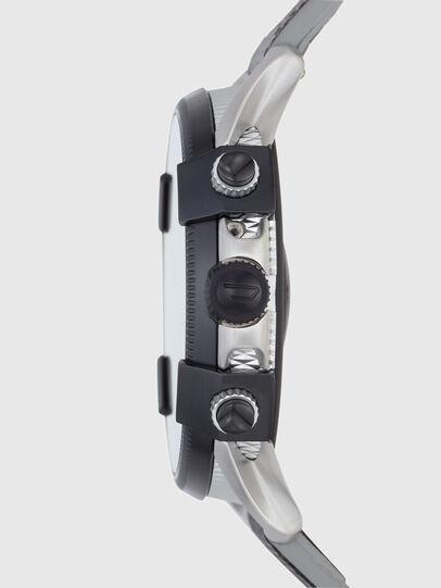 Diesel - DT2012, Gris/Negro - Smartwatches - Image 2