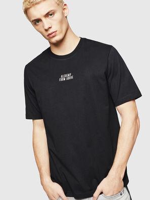 T-JUST-A8, Negro - Camisetas
