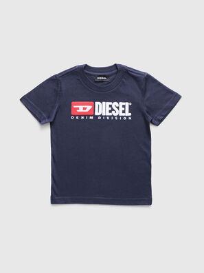 TJUSTDIVISIONB-R, Azul Marino - Camisetas y Tops