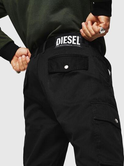 Diesel - P-JARED-CARGO, Negro - Pantalones - Image 3