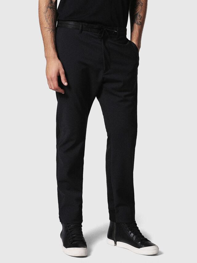 Diesel - P-HONNYER, Negro - Pantalones - Image 3