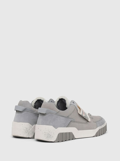 Diesel - S-LE RUA ON, Gris - Sneakers - Image 3