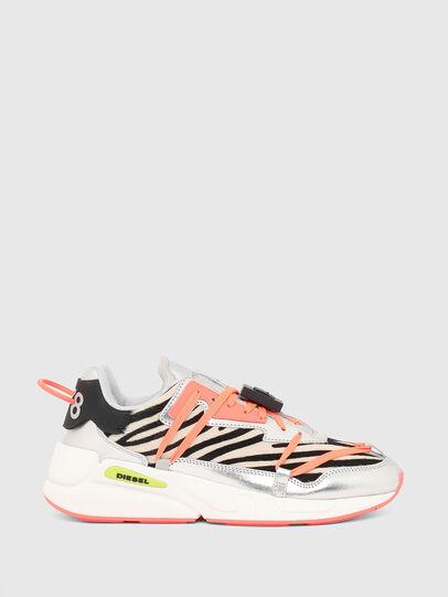 Diesel - S-SERENDIPITY LC EVO, Blanco/Rosa - Sneakers - Image 1