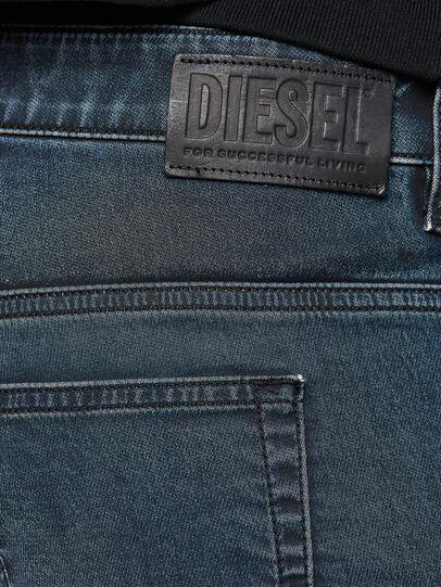 Diesel - Fayza JoggJeans 069PQ, Azul Oscuro - Vaqueros - Image 4