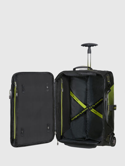 Diesel - KA2*69008 - PARADIVE, Negro/Amarillo - Bolsas de viaje con ruedas - Image 5