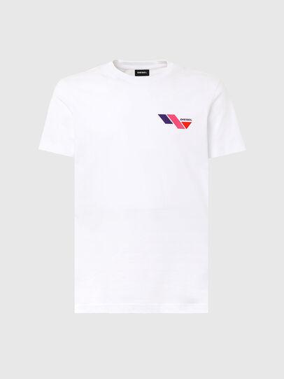 Diesel - T-DIEGOS-K11, Blanco - Camisetas - Image 4