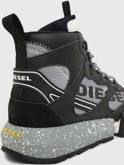 Diesel - S-PADOLA MID TREK, Negro/Gris - Sneakers - Image 5