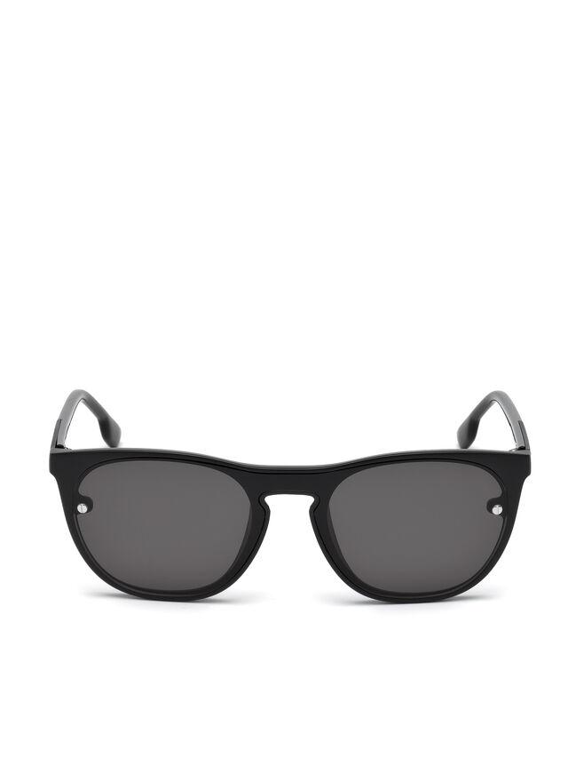 Diesel - DL0217, Negro - Gafas de sol - Image 1