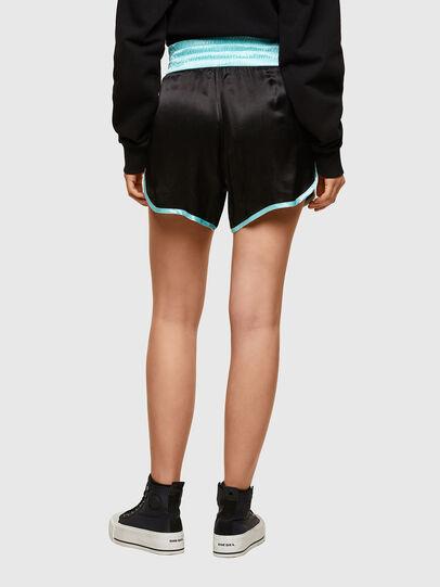 Diesel - S-DENA, Negro - Shorts - Image 2