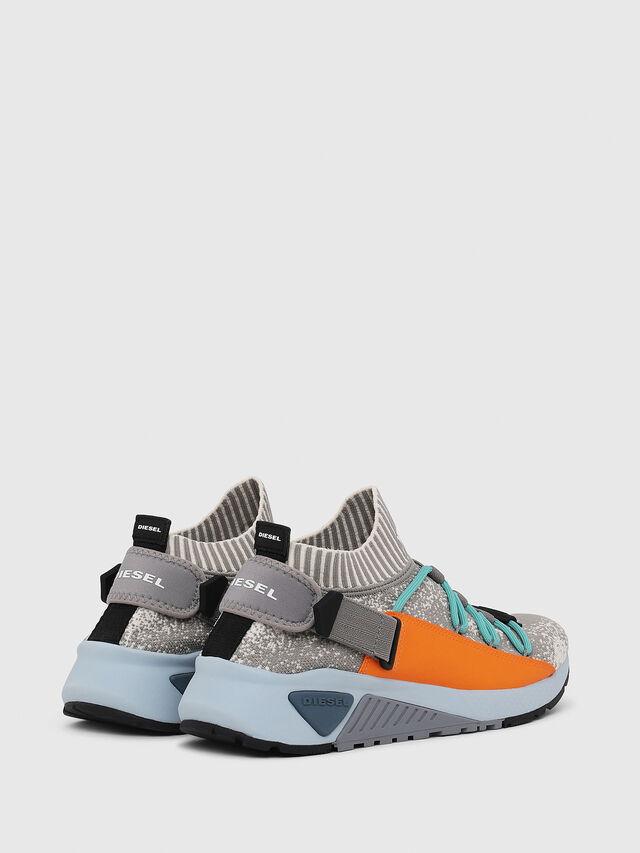 Diesel - S-KB ST, Multicolor/Gris - Sneakers - Image 3