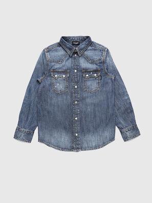 CLEO, Azul medio - Camisas