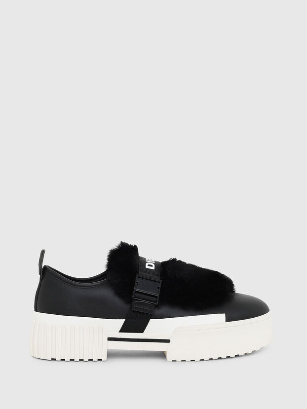 S-MERLEY LF, Negro - Sneakers