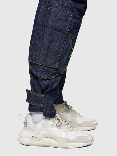 Diesel - D-KARGO, Azul medio - Pantalones - Image 3