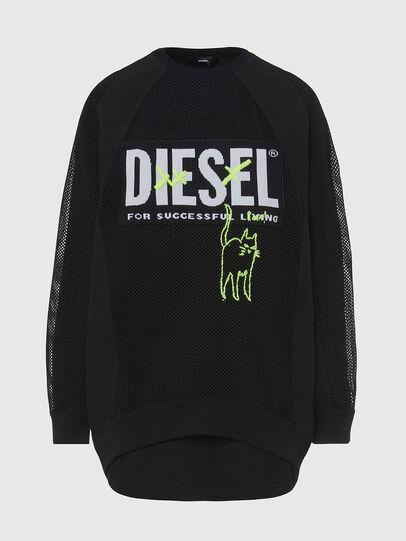Diesel - M-PORTIA, Negro - Punto - Image 1